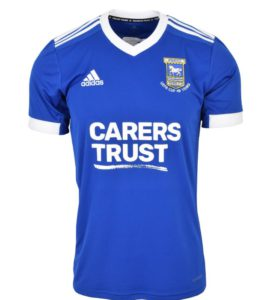 Ipswich Town has revealed their new 2020/21 season home kit