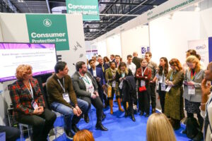 Industry continues to champion Consumer Protection Zone at ICE London as sponsorship hits £40k
