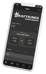DraftKings launching Sportsbook Monday