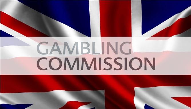 Gambling Commission Union Jack