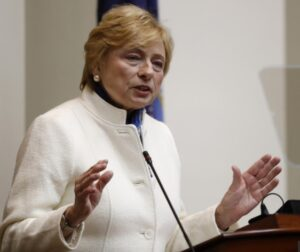 Governor Janet Mills State of Maine vetoes legalization of sports betting in state
