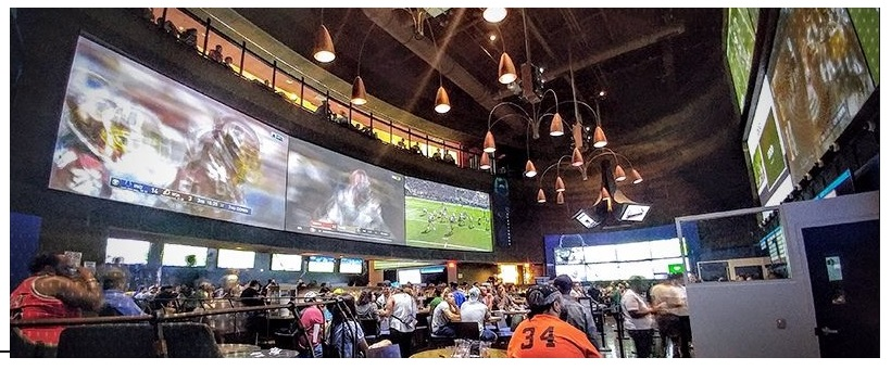 New Jersey Sports Book