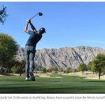 DraftKings is the PGA TOUR's first Official Betting Operator