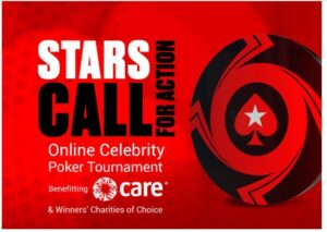 Poker's Most Famous Fans Unite For 'Stars CALL for Action – Powered by PokerStars'
