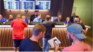 Indiana sports betting handle drops by over 20% in June
