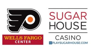 The Philadelphia Flyers and Wells Fargo Center Announce Official Sportsbook Partner