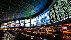 Las Vegas company joins sports betting gold rush