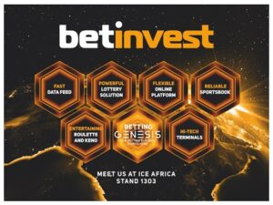Betinvest to debut new betting solutions at ICE Africa