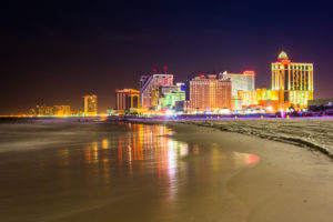 New Jersey has its first $1 billion month in sports betting