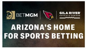 BetMGM granted statewide sports betting license from Arizona