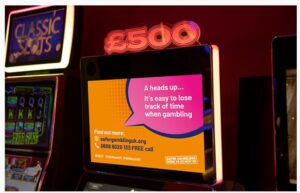 Safer Gambling Week: British Gambling industry unites once more for ground breaking campaign.