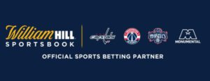 William Hill Launches Washington D.C. Mobile Sports Book