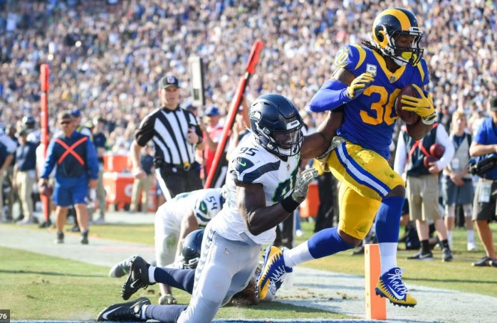 California La Rams