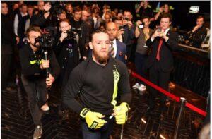 Conor McGregor Discusses Fight Plans at Parimatch Event