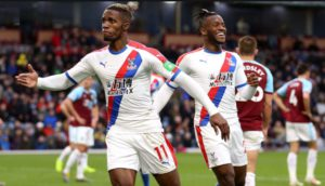 Crystal Palace FC announce partnership with GAMSTOP