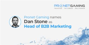 Dan Stone joins Pronet Gaming