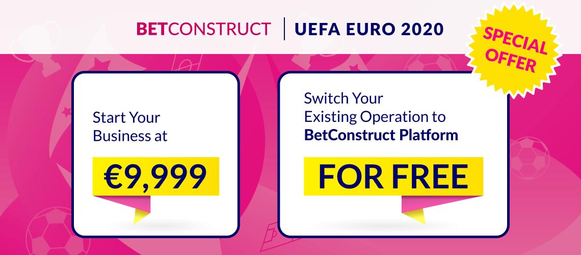 accord pour l'euro 2020