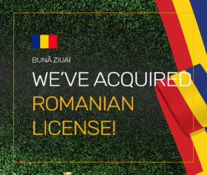 Delasport enters the Romania Market, further expanding its reach with a Class 2 Romanian License