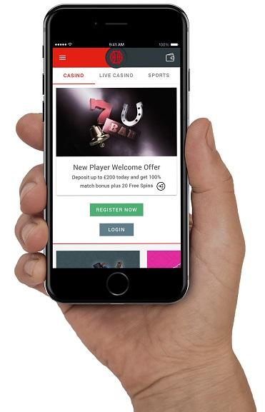 Gentingbet Registration Screen Shot