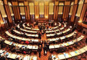 Georgia Senate Passes Sports Betting Bill