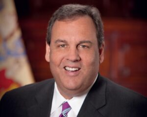 GOV. CHRISTIE BETS ON SPORTS