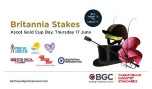 UK RACING FANS URGED TO BACK THEIR FAVOURITES AND HELP RAISE MONEY FOR GREAT CAUSES