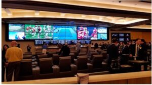 Sports Betting now available in Northwest Indiana at the Caesars' Horseshoe Hammond casino