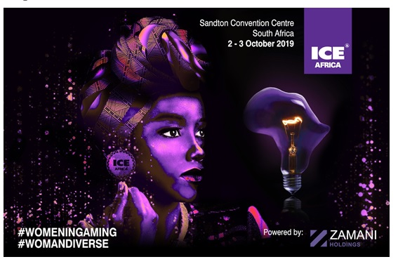 ICE Africa to provide 'a first for Women in African Gaming'