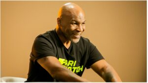 Mike Tyson: Why I put my name with Parimatch