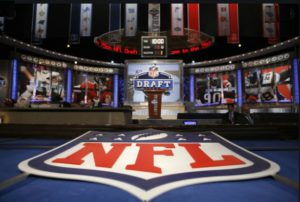 NFL signs Caesars, DraftKings and FanDuel as first US sportsbook partners