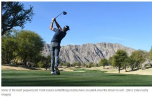 PGA Tour and NBC announce PointsBet-backed gambling watchalong show