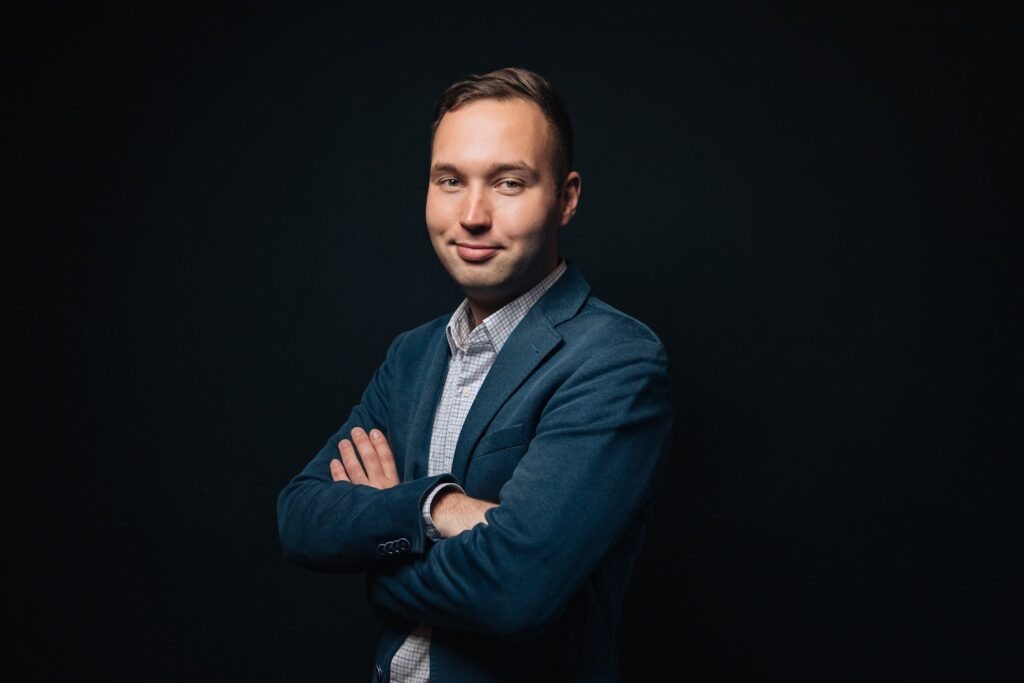 Parimatch Chief Marketing Officer Ivan Liashenko