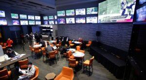 Rhode Island well behind sports betting revenue estimates, despite mobile app