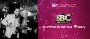 Hoory Wins the Innovation of the Year Award