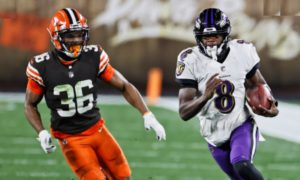Last-play safety in Baltimore Ravens-Cleveland Browns game swings millions at sportsbooks