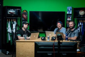 Sports Gambling Podcast Network (SGPN) COLBY DANT RECORDS 130 PODCASTS PREVIEWING EVERY FBS COLLEGE FOOTBALL TEAM