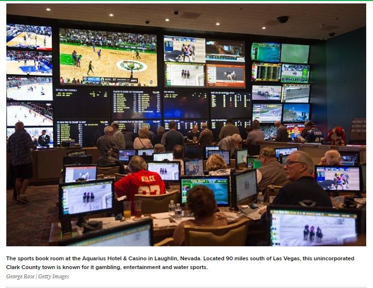 Sports Beting Image