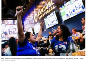 New Jersey sportsbooks posts 207% YoY growth and again look to outpace Nevada