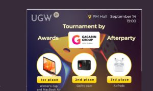 Closed Party at Ukrainian Gaming Week 2021 – a Perfect Place For Communication With a Gambling Elite: Afterparty Details