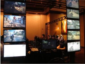 New Jersey Casinos taking bets on eSports tournaments