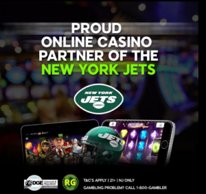 888casino Extends Sponsorship With the New York Jets for the 2019-20 NFL Season